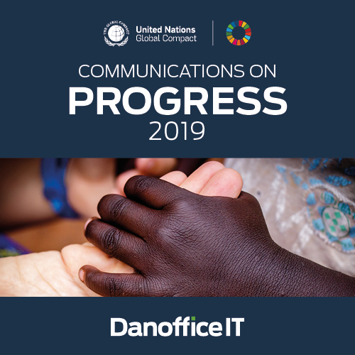 FN Global Compact Communications On Progress Rapport