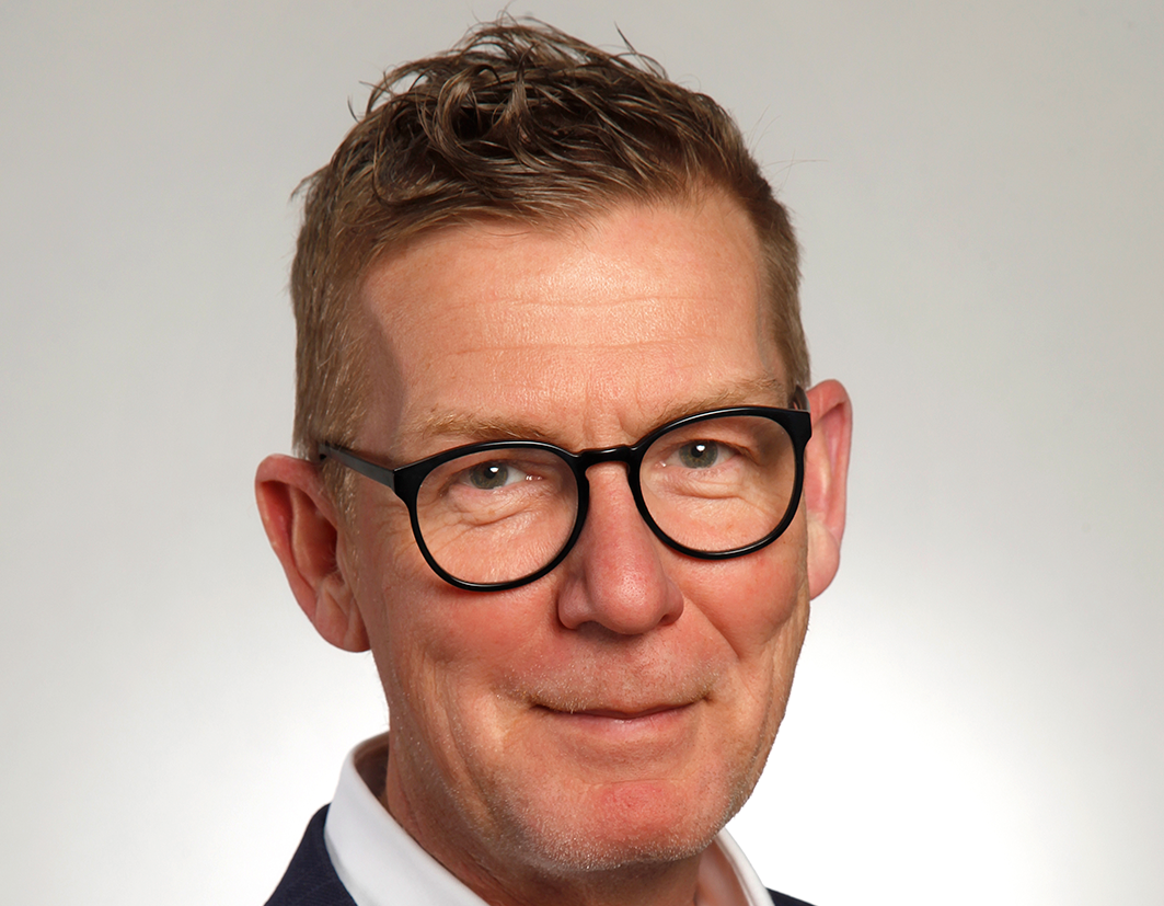 Chief Executive Officer, Lars Baun Jensen