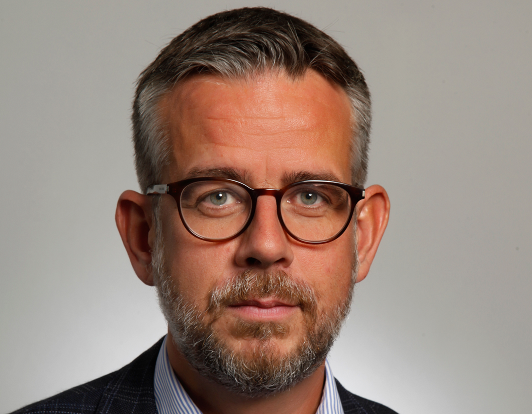 Chief Commercial Officer, Kristian Skjærven